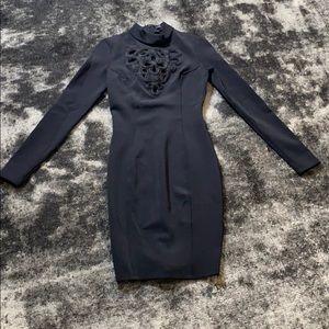 MUST GO! Misha Collection Black Dress